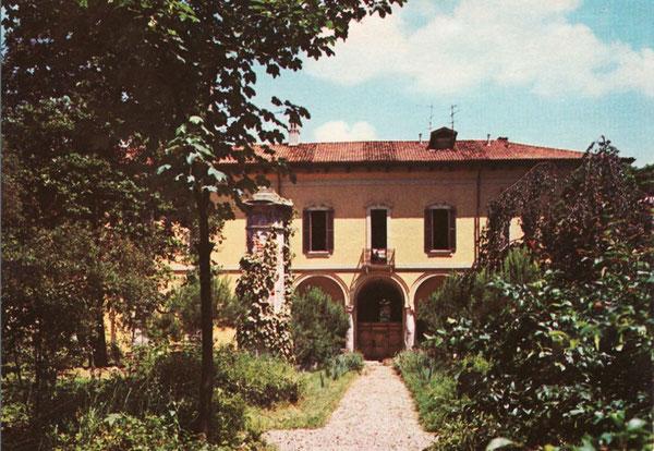Interno villa Meraviglia (1968)