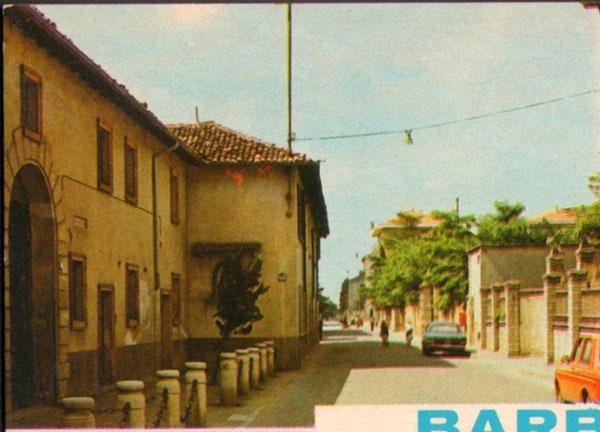 Prevostina, Largo Galluzzi - Via Roma (1962)