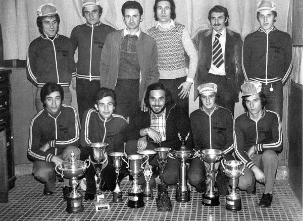 Squadra e dirigenti S.C. Biringhello (1978)