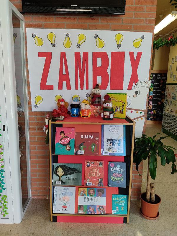 ZAMBIX ha llegado para quedarse. Iremos haciendo recomendaciones de lectura, así que estad muy atentos.