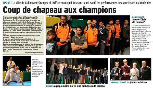 Dauphiné du 19-11-16