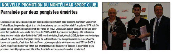 6-Parrains du Sport Club 2017