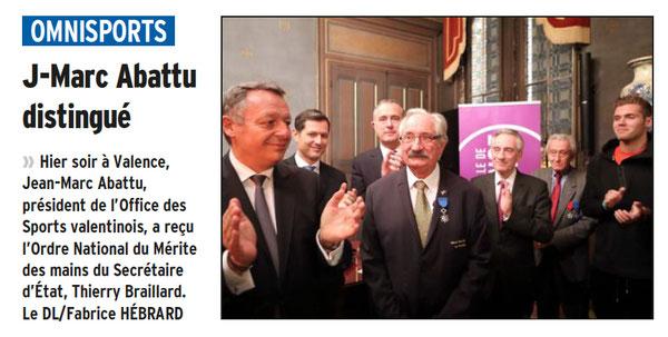 DL-10-03-2017 Mérite  remis par le secrétaire d'état Thierry Braillard