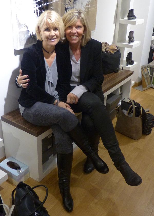 Gisela & Esthy 2014