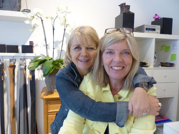 Gisela & Esthy 2012