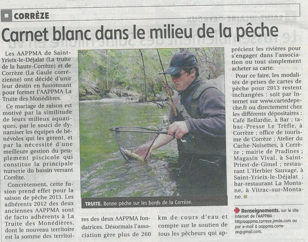 La Montagne - Article du 08/02/2013