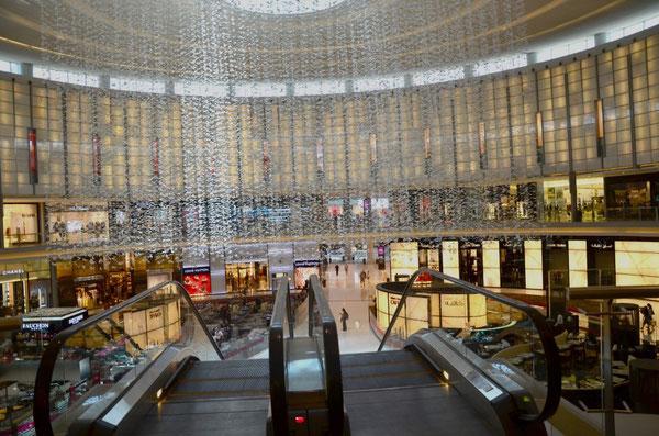 In der Dubai Mall
