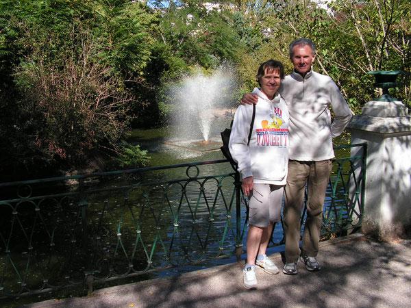 Bernadette et  Albert