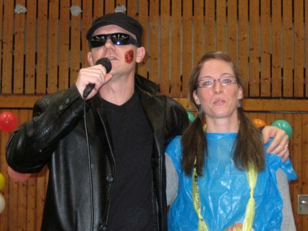 SV-Lehrer der RS+ Wörth: Michael Kuhlmann und Stefanie Fath