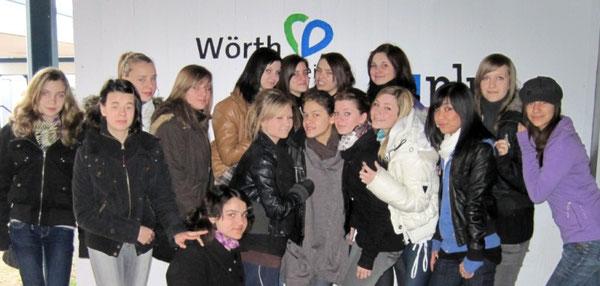 16 Mädchen nahmen an der diesjährigen Girlsweek teil