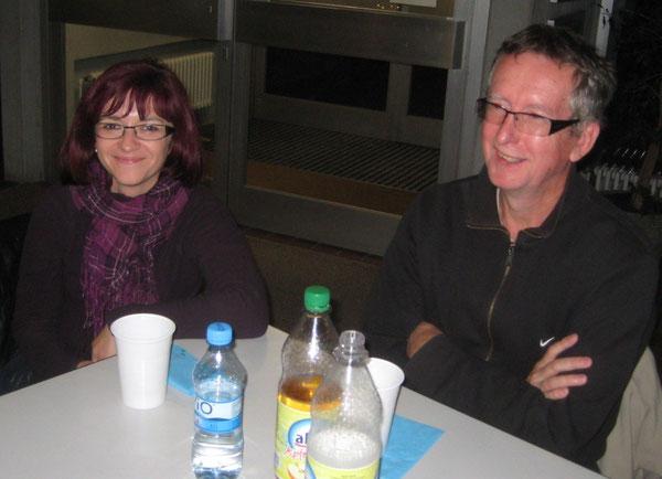 Monika Kokol und Jurek Kulpa fühlen sich wohl in der Pfalz