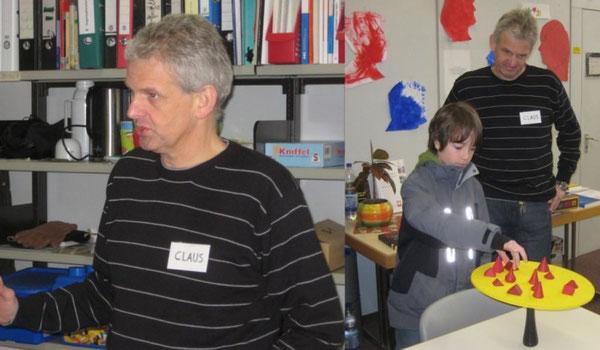 Unser Schulsozialarbeiter - Gerald Claus