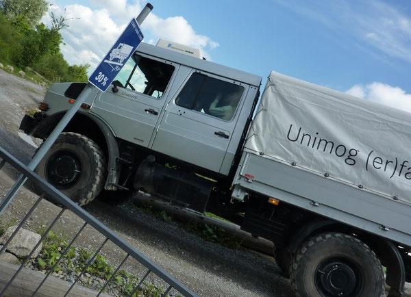 Der Unimog - ein Alleskönner