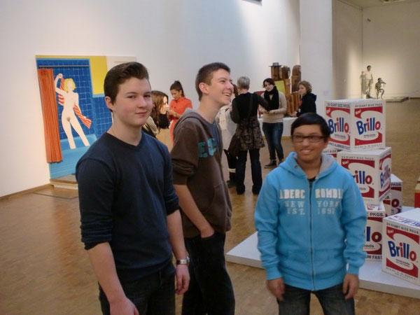 Rundgang durchs Kunstmuseum