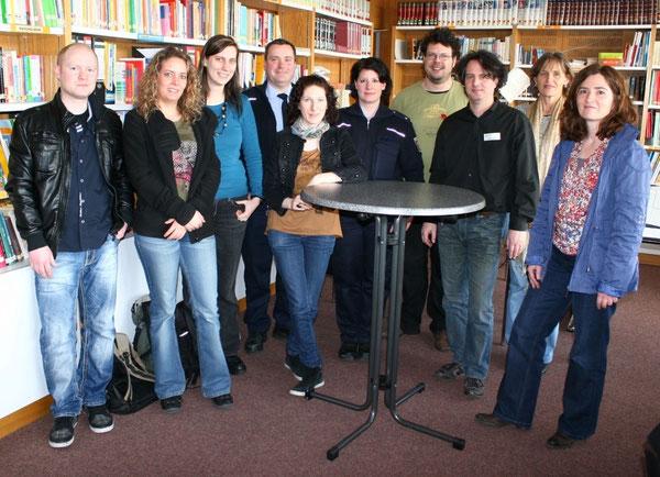 Außerschulische Experten versorgten unsere Schülerinnen und Schüler mit Informationen aus erster Hand