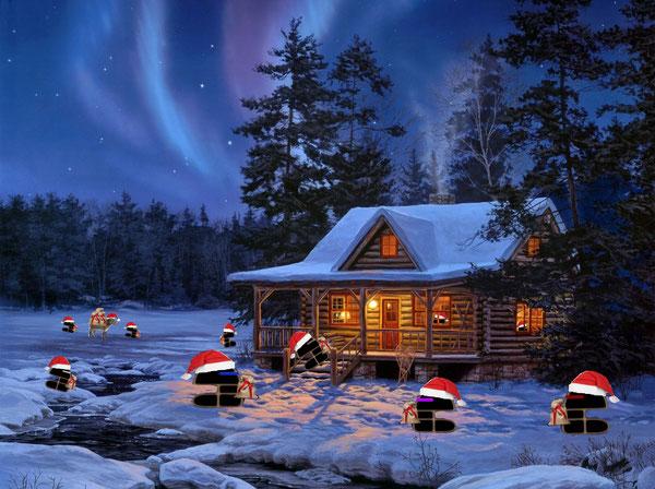 Fauntleroy blog rettung der menschheit weihnachten advent drohne