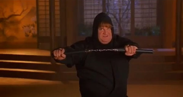 Beverly Hills Ninja fauntleroy blog episode