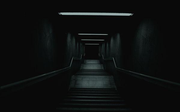 Fauntleroy Nummer 9 dunkel geht's zu Ende