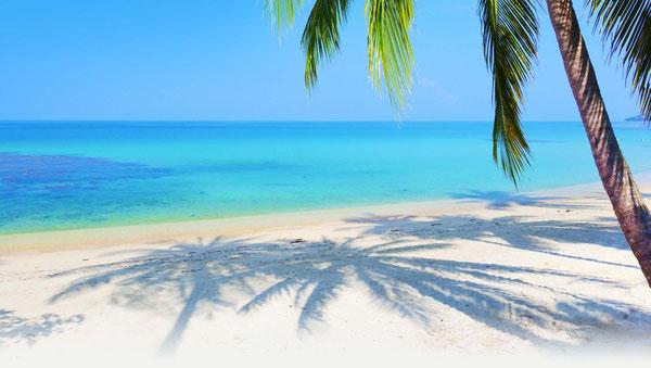 サムイ島はリゾートアイランド