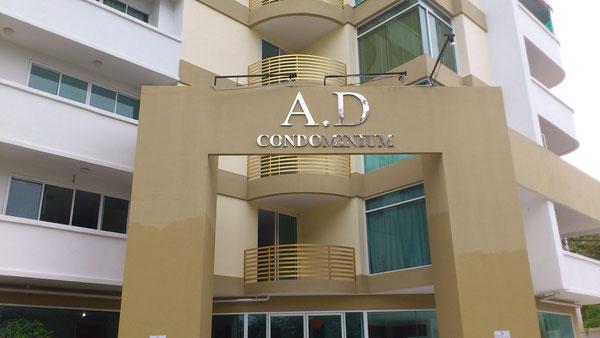 AD Condominium Wongamat