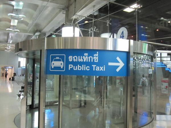 Public Taxi bkk
