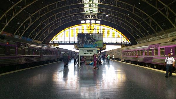 バンコク ファランポーン駅