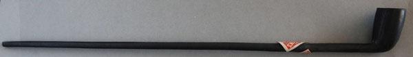 Cat nr 38, Halflang kromkopje. Lengte 31 cm