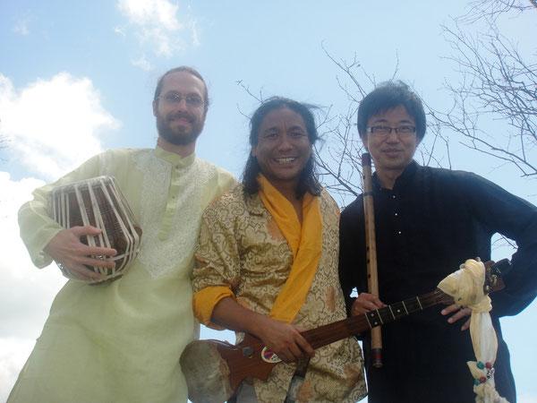 Shen,Tenzin & Taro
