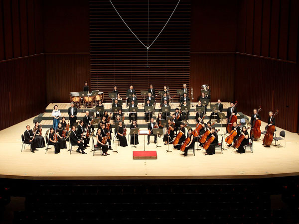 八王子シティオーケストラ 第14回定期演奏会 全体写真