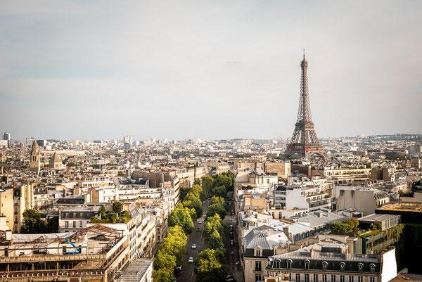 Eifelturm, Paris, Stadt der Liebe, Sehenswürdigkeit
