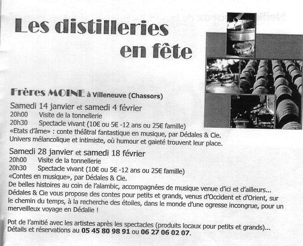 (Information Office de Tourisme Jarnac)