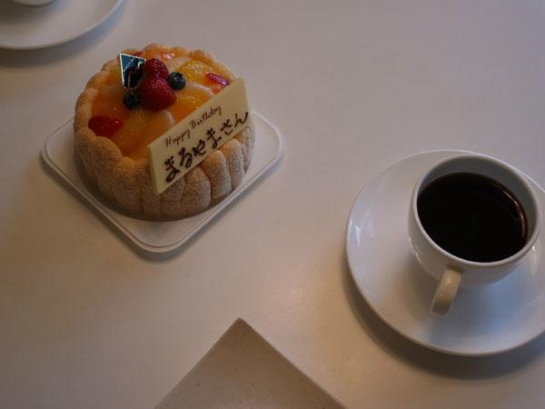 news設計室 誕生日 バースデーケーキ