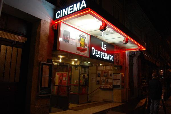 """ANCIENNEMENT ACTION ECOLES LE CINEMA DE JEAN PIERRE MOCKY """"LE DESPERADO"""""""