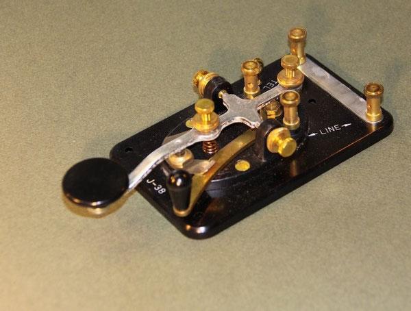 The famous Lionel J-38 key.