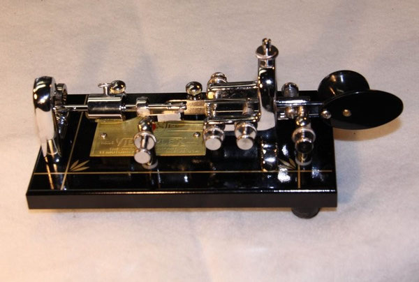 Vibroplex Original, 100th Anniversary Edition.