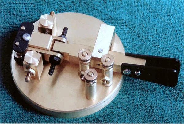 Brass Paddle