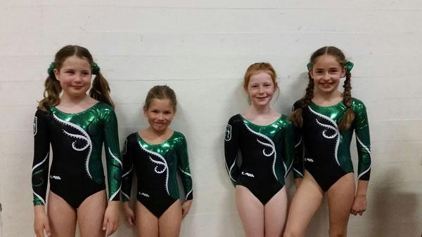 Thayngen 3 (Alischa, Kira, Juliette & Leonie)