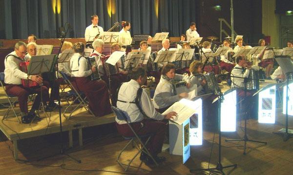 Concert à Croix en avril 08