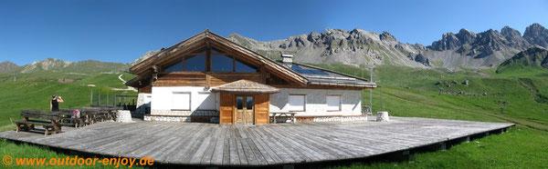 Skihütte Paradiso