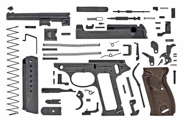 Р-38 , ЗИП для Вальтер , Вальтер Р-38 , детали для пистолета вальтер, оружие , вальтер ПП , Вальтер ППК , Вальтер РР, Вальтер PPK,