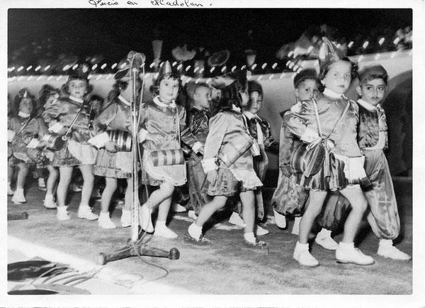 Doc. Francine & Denis MIRAS - Année 1951 - Lucie Miras en Madelon