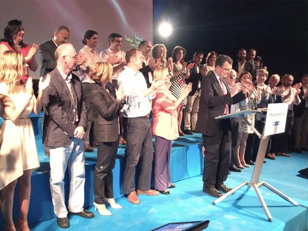 La candidatura de Ballesta realizará más de 200 actos sectoriales en la ciudad y pedanías