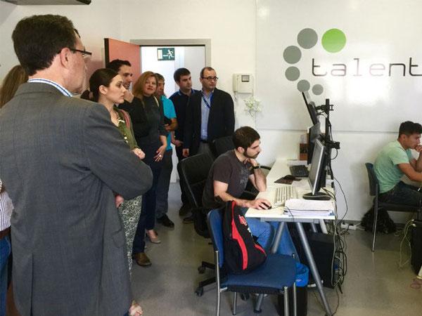 Ballesta propone el 'Murcia Tax Free' para que las empresas de nueva creación no paguen impuestos