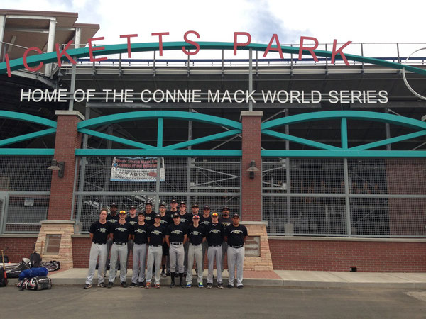 Rocky Mountain Baseball at Ricketts Park Home of the Connie Mack World Series Farmington New Mexico