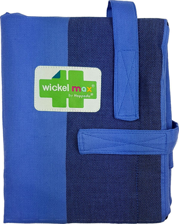 Hoppediz Wickelmax - Der Wickeltisch für unterwegs