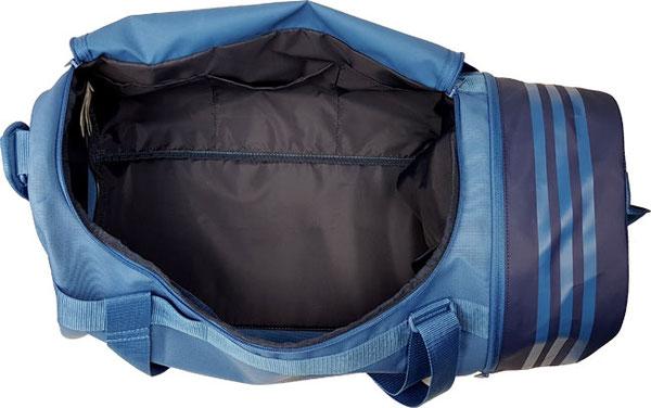 Innenansicht Convertible Sporttasche Adidas ... 3 offene Fächer