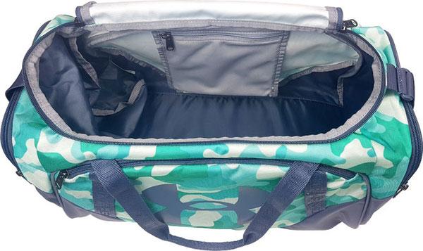 Innenansicht UA Undeniable Duffle 3.0 ... Sporttasche mit extra Schuhfach