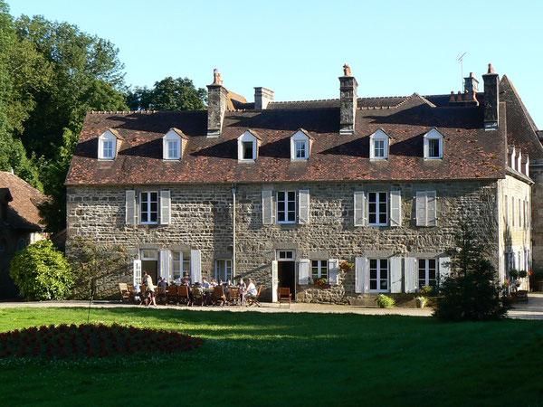 le chateau de Varenne