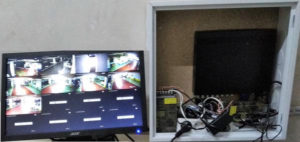 Equipo Grabador CCTV