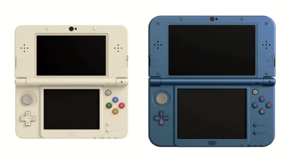 New Nintendo 3DS y New Nintendo 3DS XL, 2015